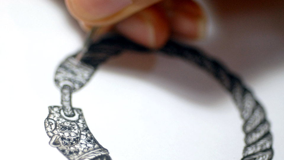 Creazione Gioielli su disegno